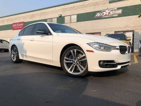 2015 BMW 3 Series for sale at All-Star Auto Brokers in Layton UT