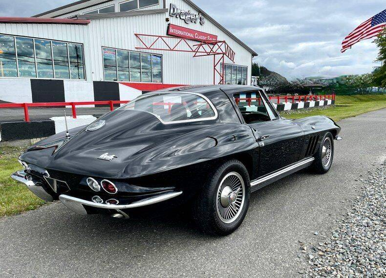 1966 Chevrolet Corvette for sale at Drager's International Classic Sales in Burlington WA