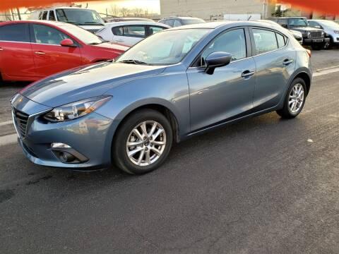 2015 Mazda MAZDA3 for sale at High Line Auto Sales in Salt Lake City UT
