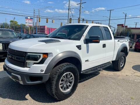 2010 Ford F-150 for sale at SKYLINE AUTO in Detroit MI