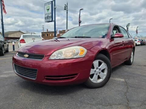 2007 Chevrolet Impala for sale at Rite Track Auto Sales in Detroit MI