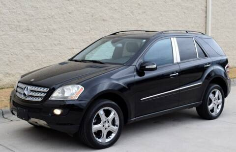 2006 Mercedes-Benz M-Class for sale at Raleigh Auto Inc. in Raleigh NC