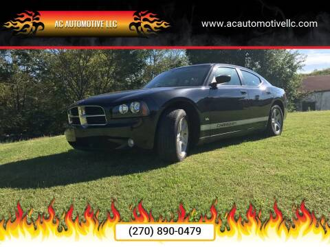 2009 Dodge Charger for sale at AC AUTOMOTIVE LLC in Hopkinsville KY