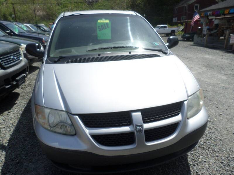 2001 Dodge Caravan for sale at FERNWOOD AUTO SALES in Nicholson PA
