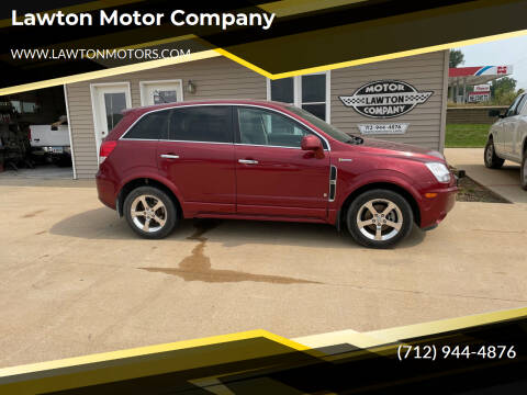 2009 Saturn Vue for sale at Lawton Motor Company in Lawton IA
