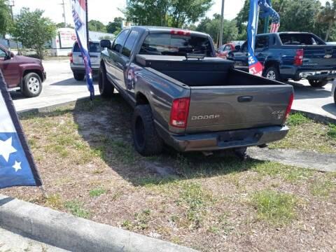 2004 Dodge Ram Pickup 1500 for sale at Auto America in Ormond Beach FL