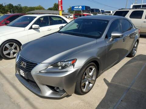 2014 Lexus IS 350 for sale at Brown's Truck Accessories Inc in Forsyth IL