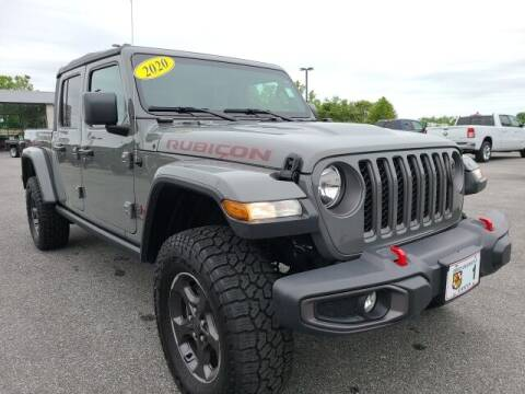 2020 Jeep Gladiator for sale at FRED FREDERICK CHRYSLER, DODGE, JEEP, RAM, EASTON in Easton MD
