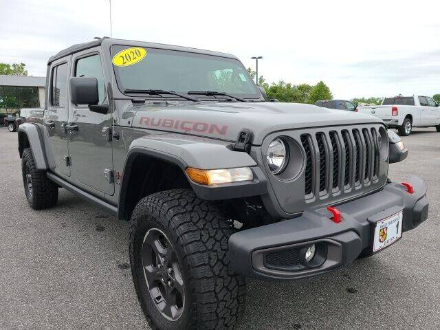2020 Jeep Gladiator for sale in Easton, MD