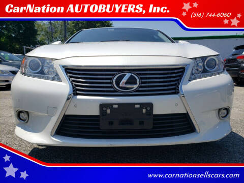 2014 Lexus ES 350 for sale at CarNation AUTOBUYERS, Inc. in Rockville Centre NY