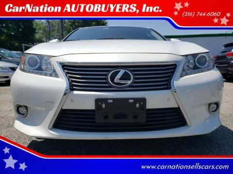 2014 Lexus ES 350 for sale at CarNation AUTOBUYERS Inc. in Rockville Centre NY