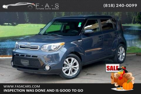 2016 Kia Soul for sale at Best Car Buy in Glendale CA