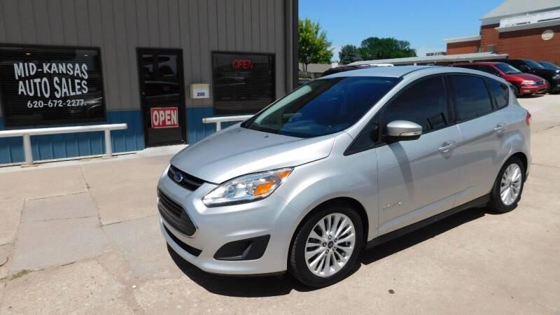2018 Ford C-MAX Hybrid for sale at Mid Kansas Auto Sales in Pratt KS