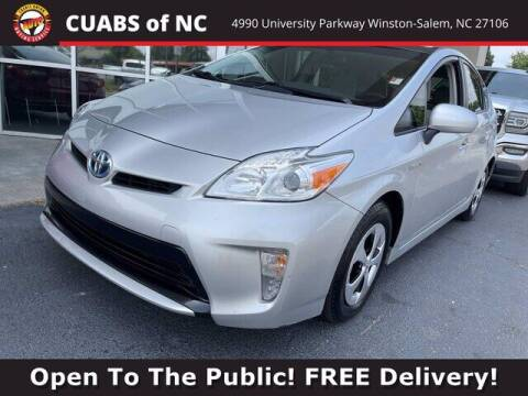 2015 Toyota Prius for sale at Summit Credit Union Auto Buying Service in Winston Salem NC