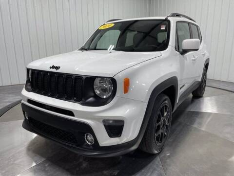 2020 Jeep Renegade for sale at HILAND TOYOTA in Moline IL