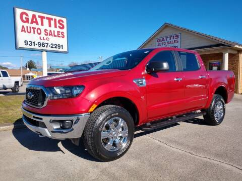 2020 Ford Ranger for sale at Gattis Auto Sales LLC in Winchester TN