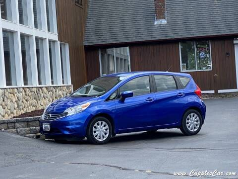 2016 Nissan Versa Note for sale at Cupples Car Company in Belmont NH