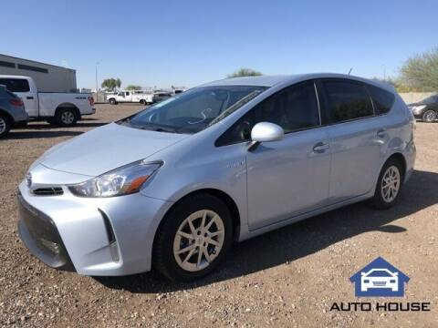 2016 Toyota Prius v for sale at MyAutoJack.com @ Auto House in Tempe AZ
