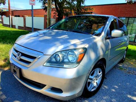 2006 Honda Odyssey for sale at Auto Wholesalers Of Rockville in Rockville MD
