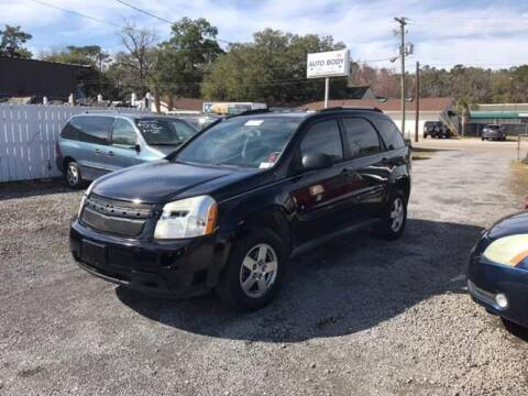 2008 Chevrolet Equinox for sale at Auto Mart - Dorchester in North Charleston SC