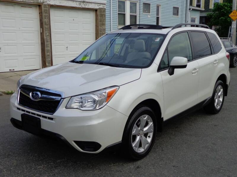 2015 Subaru Forester for sale at Broadway Auto Sales in Somerville MA