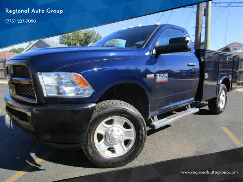 2015 RAM Ram Chassis 3500 for sale at Regional Auto Group in Chicago IL