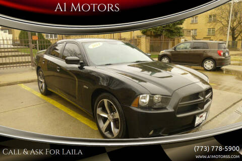 2014 Dodge Charger for sale at A1 Motors Inc in Chicago IL