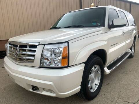2004 Cadillac Escalade ESV for sale at Prime Auto Sales in Uniontown OH