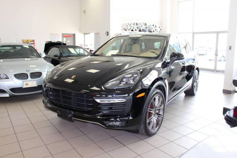 2015 Porsche Cayenne for sale at Peninsula Motor Vehicle Group in Oakville NY