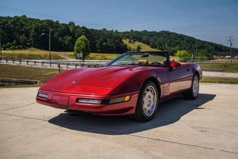 1991 Chevrolet Corvette for sale at CarUnder10k in Dayton TN
