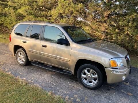 2004 GMC Envoy for sale at Kansas Car Finder in Valley Falls KS
