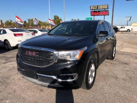 2019 GMC Acadia for sale at Ital Auto in Oklahoma City OK