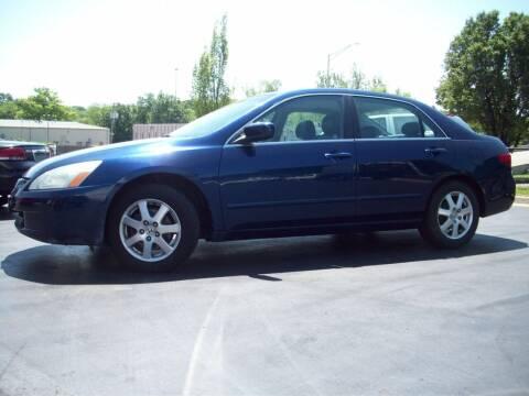 2005 Honda Accord for sale at Whitney Motor CO in Merriam KS