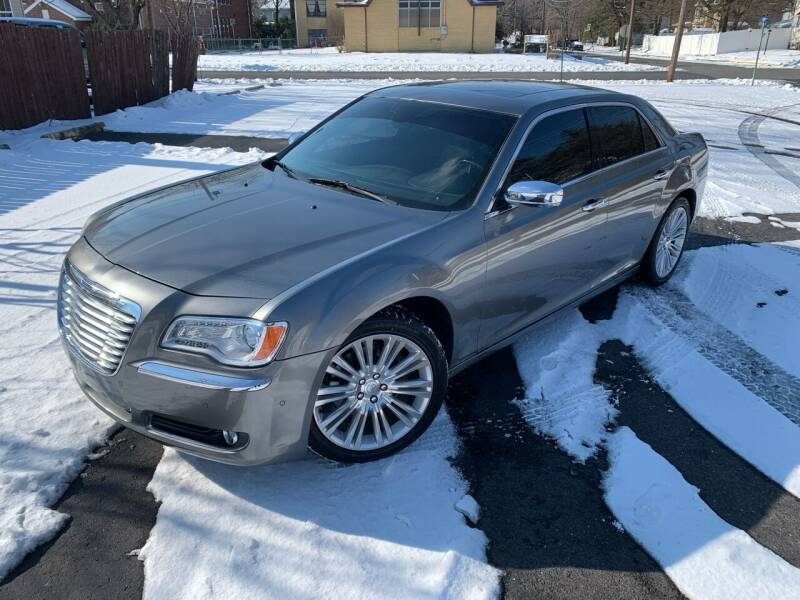 2011 Chrysler 300 for sale at Ace's Auto Sales in Westville NJ