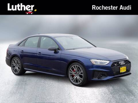2021 Audi S4 for sale at Park Place Motor Cars in Rochester MN