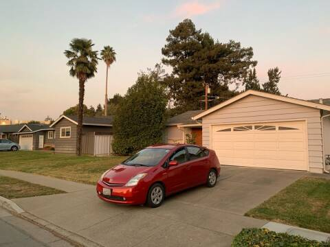 2008 Toyota Prius for sale at Blue Eagle Motors in Fremont CA
