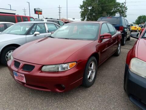 2002 Pontiac Grand Prix for sale at L & J Motors in Mandan ND