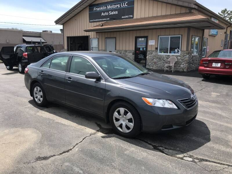 2007 Toyota Camry for sale at Franklin Motors in Franklin WI