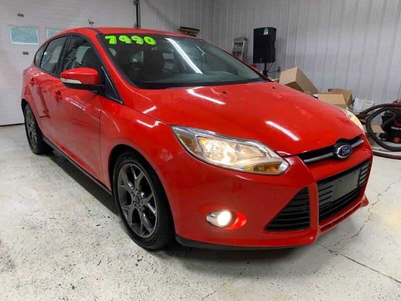 2014 Ford Focus for sale at SMS Motorsports LLC in Cortland NY