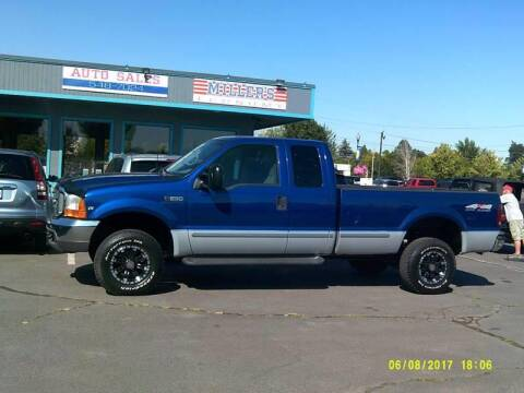 1999 Ford F-250 Super Duty for sale at Miller's Economy Auto in Redmond OR