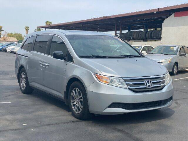 2012 Honda Odyssey for sale at Brown & Brown Wholesale in Mesa AZ