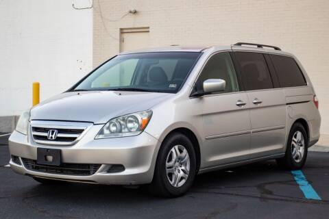 2007 Honda Odyssey for sale at Carland Auto Sales INC. in Portsmouth VA