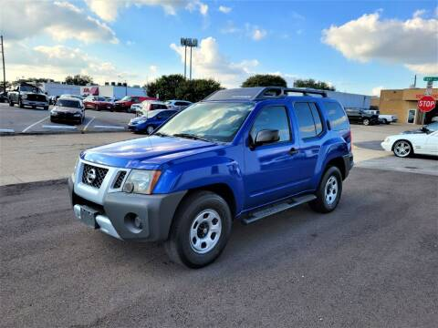 2012 Nissan Xterra for sale at Image Auto Sales in Dallas TX