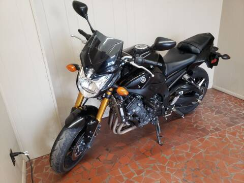 2011 Yamaha FZ8 for sale at JMD Auto LLC in Taylorsville NC
