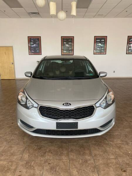 2014 Kia Forte for sale at Trans Atlantic Motorcars in Philadelphia PA
