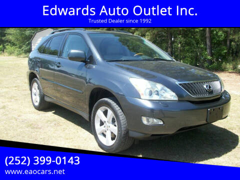 2006 Lexus RX 330 for sale at Edwards Auto Outlet Inc. in Wilson NC