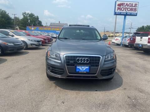 2012 Audi Q5 for sale at Eagle Motors in Hamilton OH