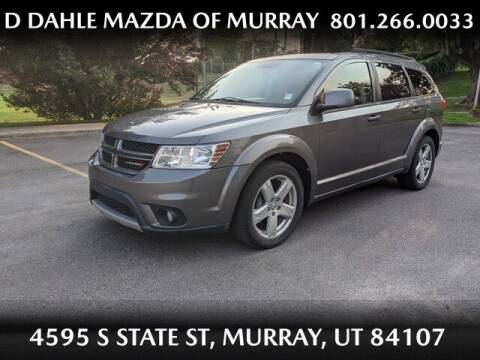 2013 Dodge Journey for sale at D DAHLE MAZDA OF MURRAY in Salt Lake City UT