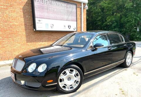 2007 Bentley Continental for sale at Exotic Motors 4 Less in Chesapeake VA