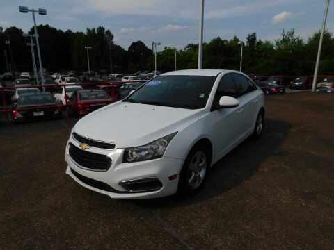 2016 Chevrolet Cruze Limited for sale at Paniagua Auto Mall in Dalton GA